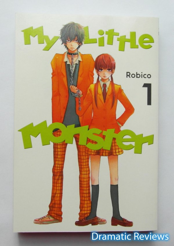 Manga: My Little Monster (Tonari no Kaibutsu-kun) Volume 1 Summary + Review
